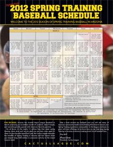 2012-Schedule