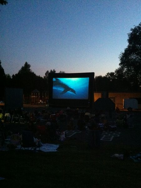 Movie Night 2012